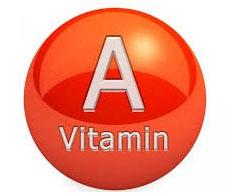Anti-oxidant: Vitamin A